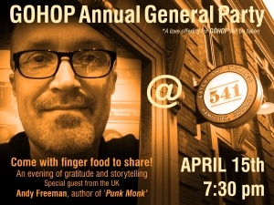 GOHOP Annual General Party